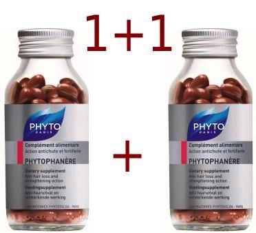 Όλα τα φυτικά προϊόντα της PHYTO Paris κατά της τριχόπτωσης μπορείς να τα αποκτήσεις 30% φθηνότερα όλο τον Οκτώβριο! Επίσης, κυκλοφορεί το ειδικό πακέτο δώρου των συμπληρωμάτων διατροφής PHYTOPHANÈRE, αγοράζοντας 1 σου κάνουμε δώρο άλλο 1!