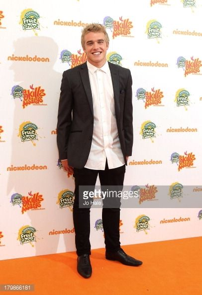 Bobby Lockwood attends Nickelodeon's Fruit Shoot Skills Awards 2013 at Indigo2 at O2 Arena on September 7, 2013 in London, England.