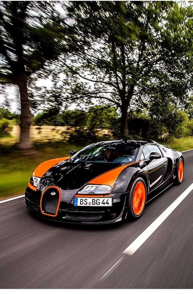 2013 Bugatti Veyron Grand Sport Vitesse World Record Car Edition