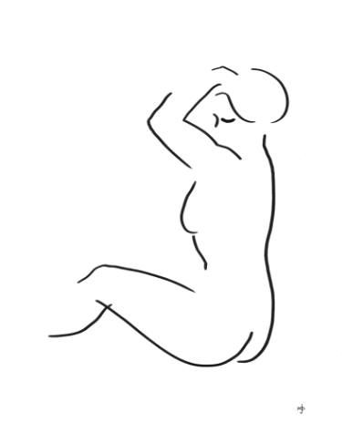 "Saatchi Art Artist David Jones; Drawing, ""W1711O"" #art"