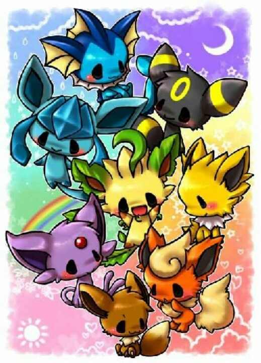 1681 Best Eeveelution Images On Pinterest – Quotes of the Day