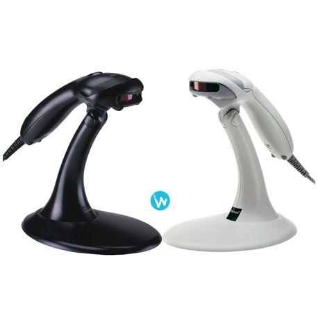 Le lecteur laser portable MS9520 Voyager® de Honeywell lit tous les codes à barres 1D standards. Il est disponible au prix le plus bas sur www.waapos.com