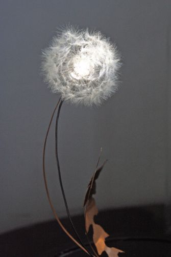 The Amazing Dandelight, made with actual dandelion clocks on an LED light. Rockett St George (of course) £85