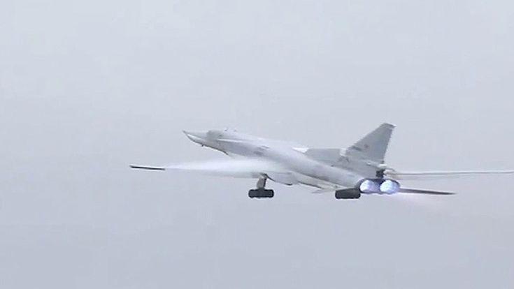 La aviación rusa bombardea en grupo al Estado Islámico en el este de Siria - RT en Español - Noticias internacionales