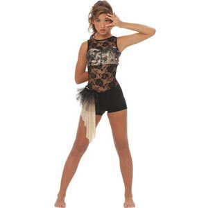 Reverence Dance Apparel: Costumes: Contemporary Jazz