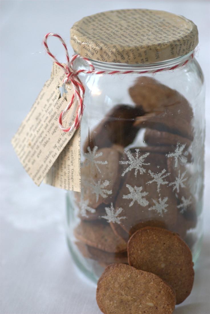 Ingen jul uden brunkager, opskrift side 24.