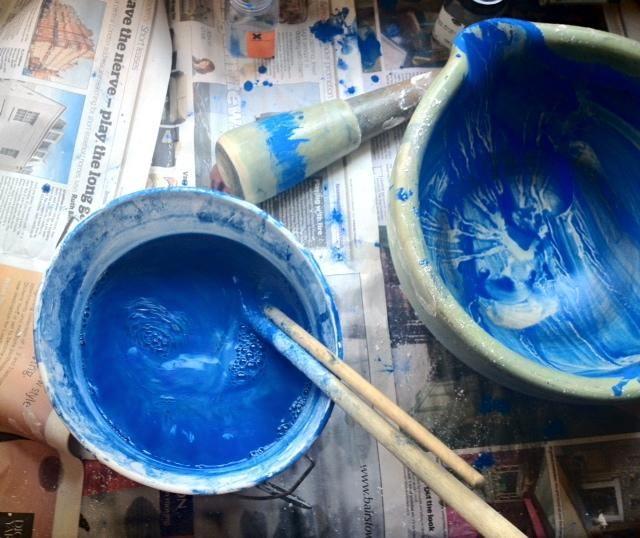 Shades Of Blue Paint 63 best palette & paints images on pinterest | paint colors