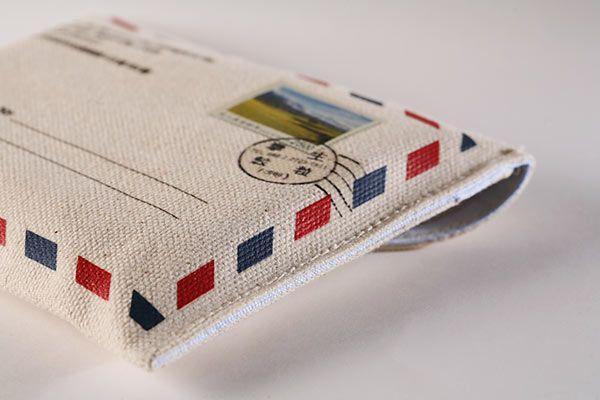 一餐米航空帆布包