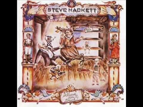 Steve Hackett - Hoping love will last