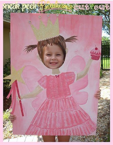 "Stylish Childrens Parties: ""Pinkalicious""-inspired Birthday Parties  This one is really good!!"