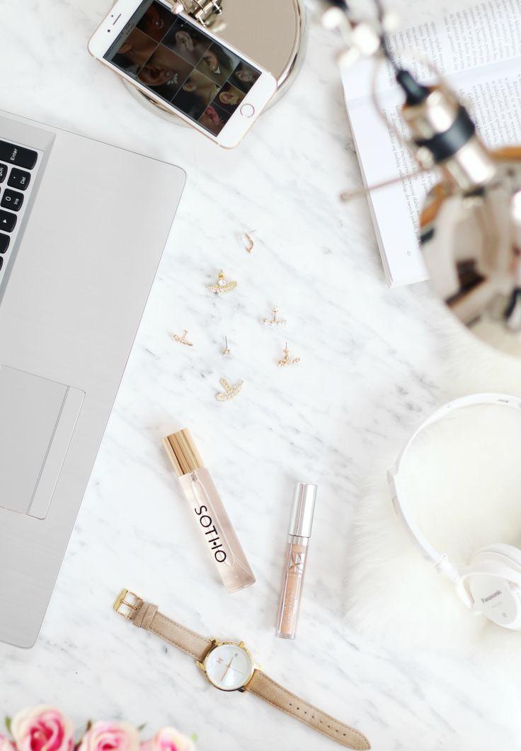 Kosmetyczna Hedonistka: Blog urodowo - lifestylowy | Pielęgnacja włosów | Makeup | Kosmetyki | Moda: BIŻUTERIA SEZONU CZYLI EAR JACKET - KOLCZYKI ZA UCHO 2W1.