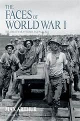 Faces of WW1 Max Arthur Ian Hislop