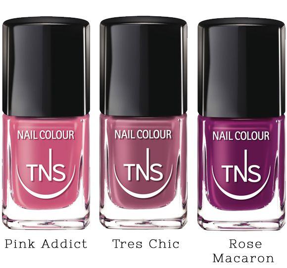 TNS La Vie en Rose: la bellezza si tinge di rosa http://www.tentazioneunghie.it/tns-la-vie-en-rose-la-bellezza-si-tinge-di-rosa/ #newcollection #nails #nail #nailpolish