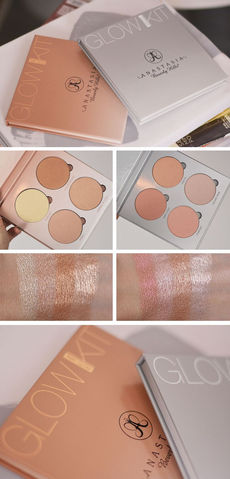 NEW IN | ANASTASIA GLOW KITS <3