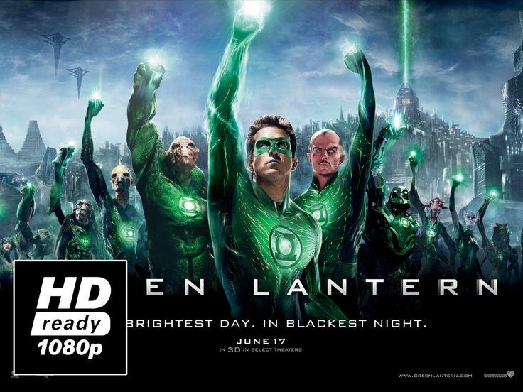 green lantern 1080p wallpaper video