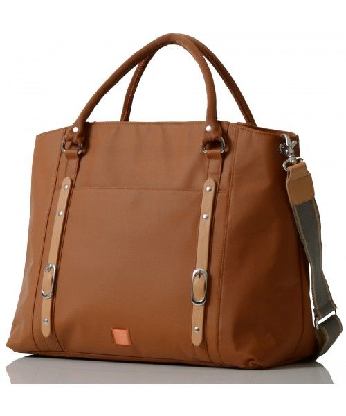 PacaPod Mirano | large diaper bag in tan