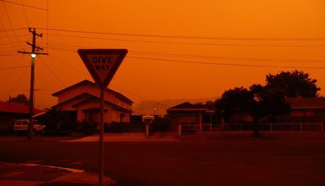 Bushfire - Black Saturday, Victoria 2009