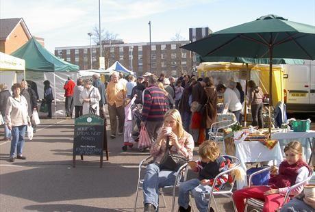 Maidenhead Farmers Market; Sunday 8th December 2013