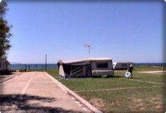 Camping en la playa, bungalows frente al mar, Apartamentos y casas para vacaciones en Tarragona.
