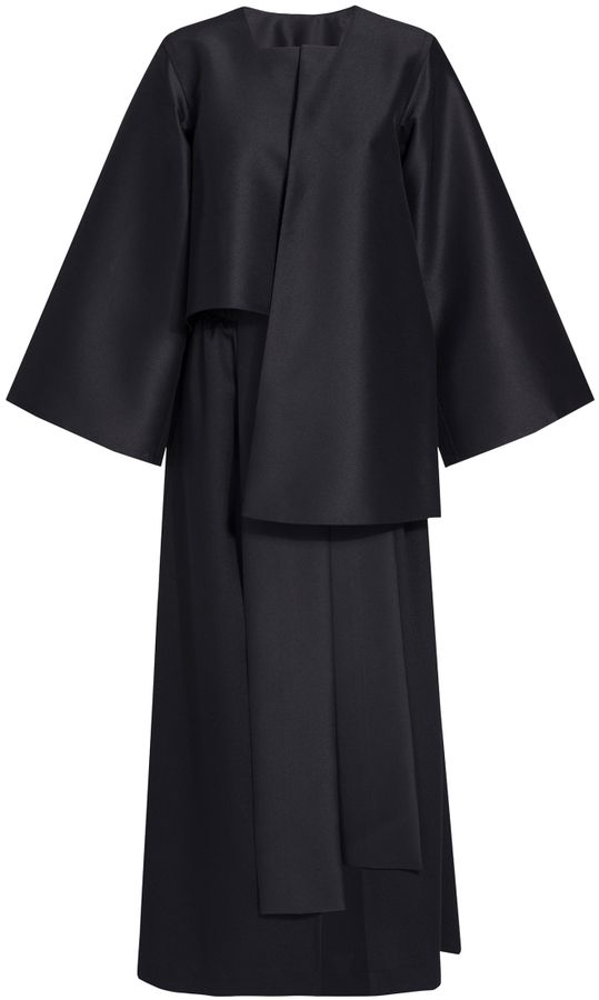 Jacket and Skirt Abaya
