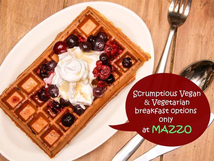 Scrumptious Vegan and Vegetarian #breakfast only @ #MAZZO. Address: 27, Sunrise Park Road, Sunrise Park, Vastrapur, Ahmedabad, Gujarat Phone: 076000 09933 #Food #Cafes #Restaurants #Breakfast #Mexican #CityShorAhmedabad