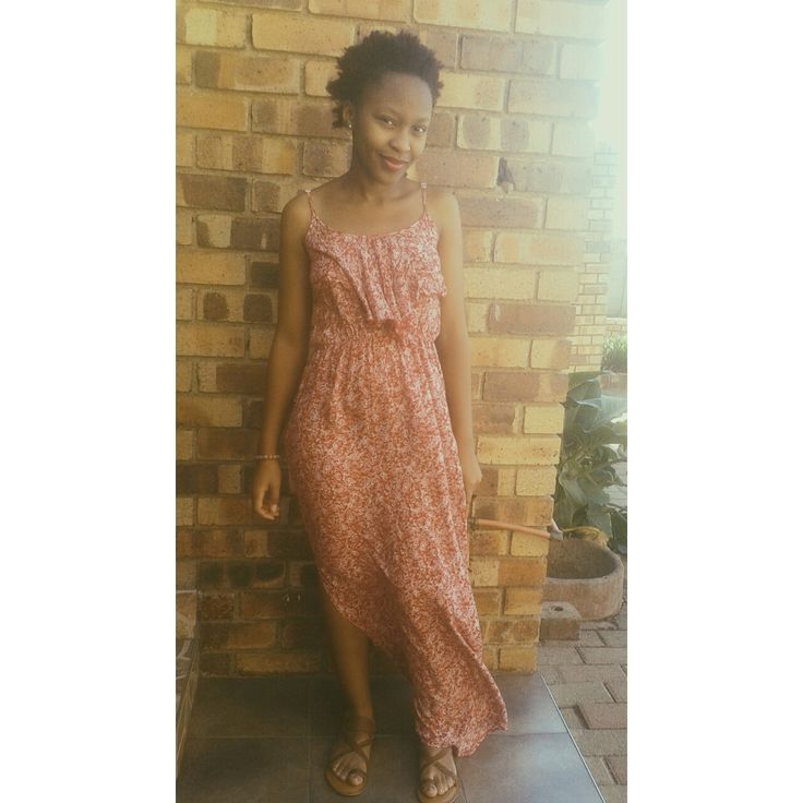 The day I wore a dress