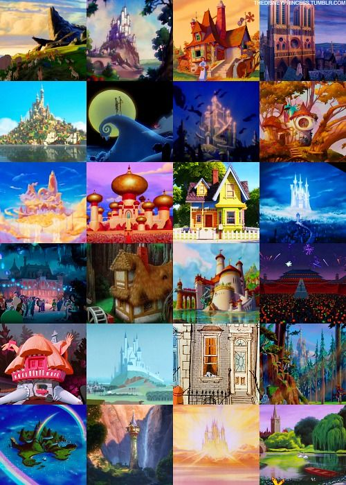 78+ images about Wall murals on Pinterest | Disney ...