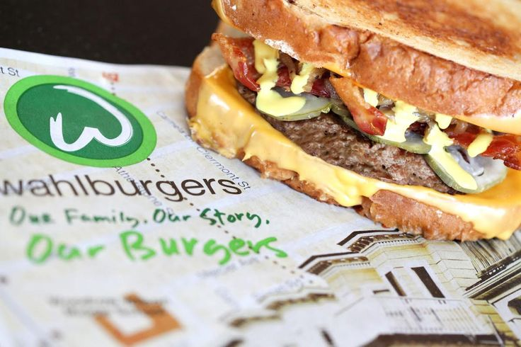 Create the Perfect Game Day Burger from Wahlburgers 'The Melt' Recipe