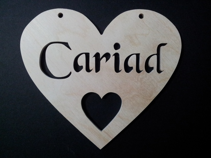 Cariad Heart available at http://www.rhondda-woodcraft.co.uk/shop/hearts/cariad-wooden-heart/