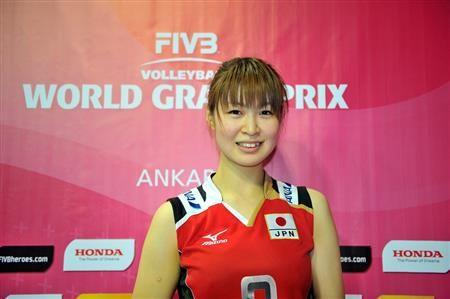 Japan captain Saori Kimura