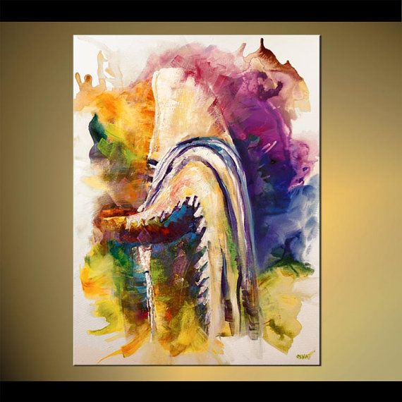 Judaica Art  Print  LIMITED EDITION no 2 of 30  by OsnatFineArt, $260.00