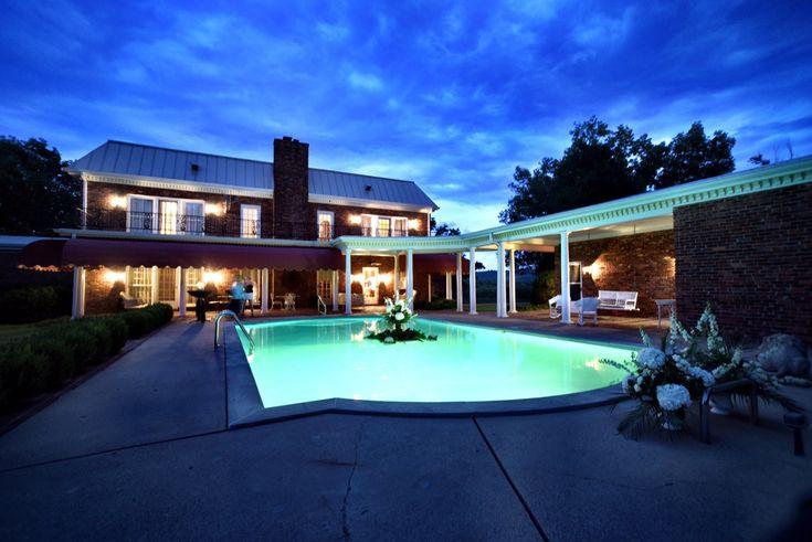 Jubilee hills mansion and pool lewisburg tn - Jubilee hills international swimming pool ...