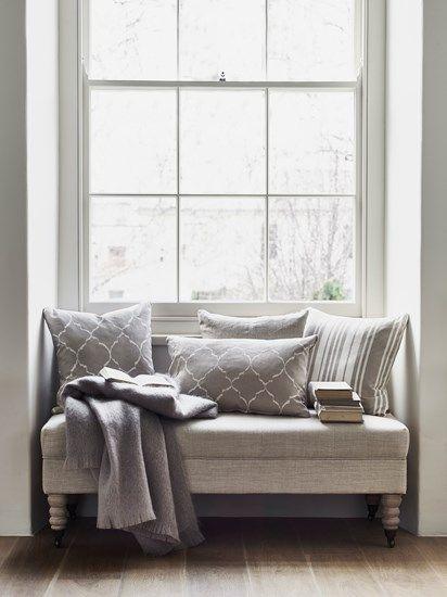 Sofa für küche  Die besten 25+ Transitional fabric Ideen auf Pinterest ...