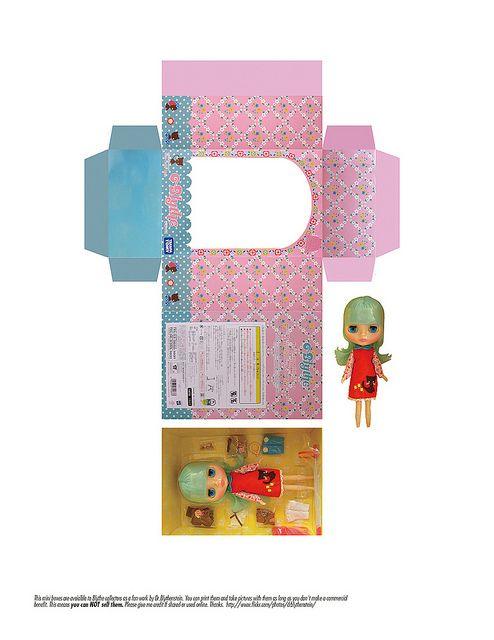 Blythe mini boxes | by Dr. Blythenstein