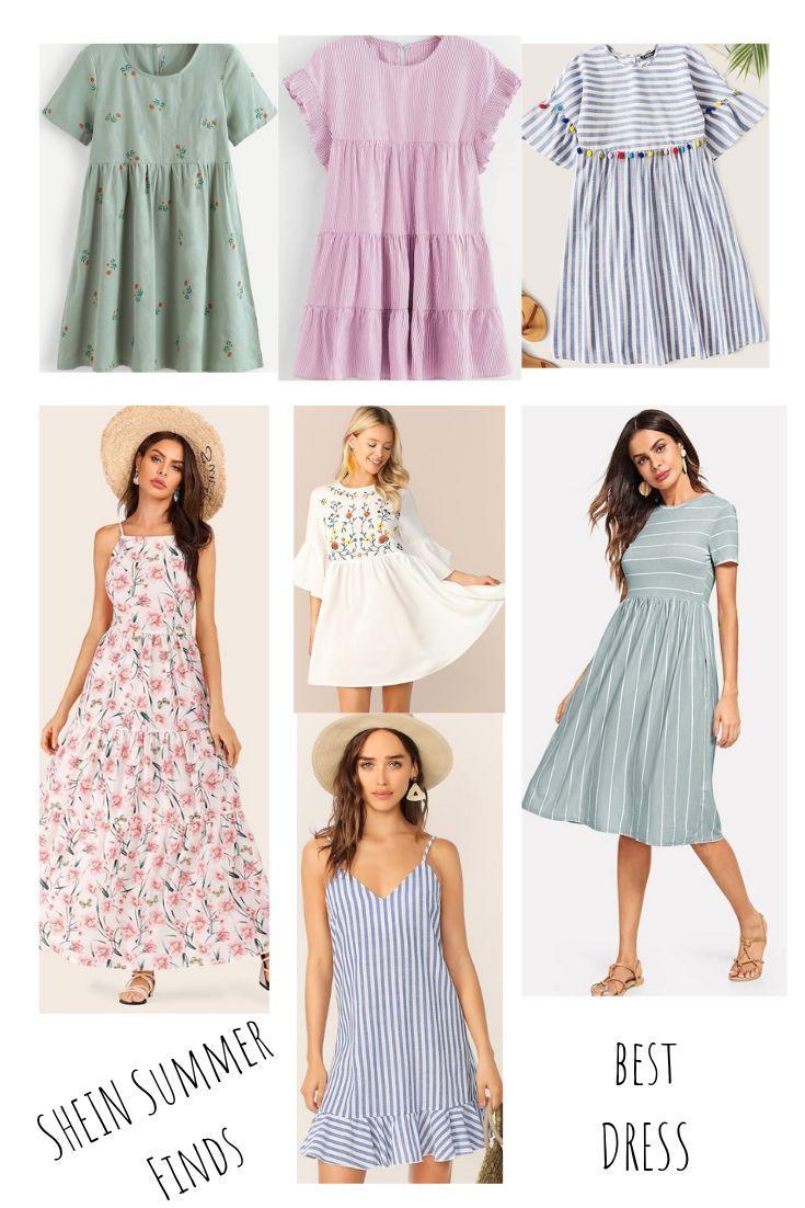 Shein Summer Finds Gracefulandfree Dresses Rompers Skirts Fashion Dresses Stylish Women Fashion [ 1102 x 735 Pixel ]
