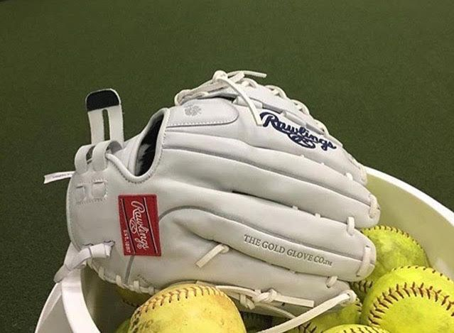 Rawlings fastpitch softball gloves are some of the best in the game. We LOVE this all white colorway. Shop our huge selection of softball gloves today with free shipping and a 100 Day Money-Back Guarantee!