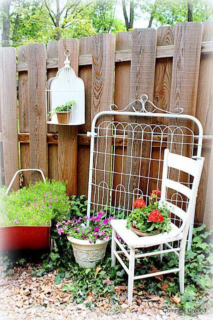So cute! Love the gate! I have this same gate!