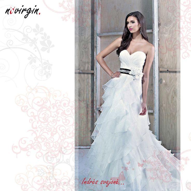 Indrės vestuvinė suknelė / Wedding dress for Indre