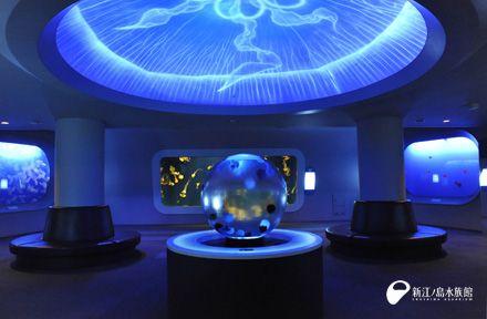 神奈川県 : 新江ノ島水族館 クラゲファンタジーホール