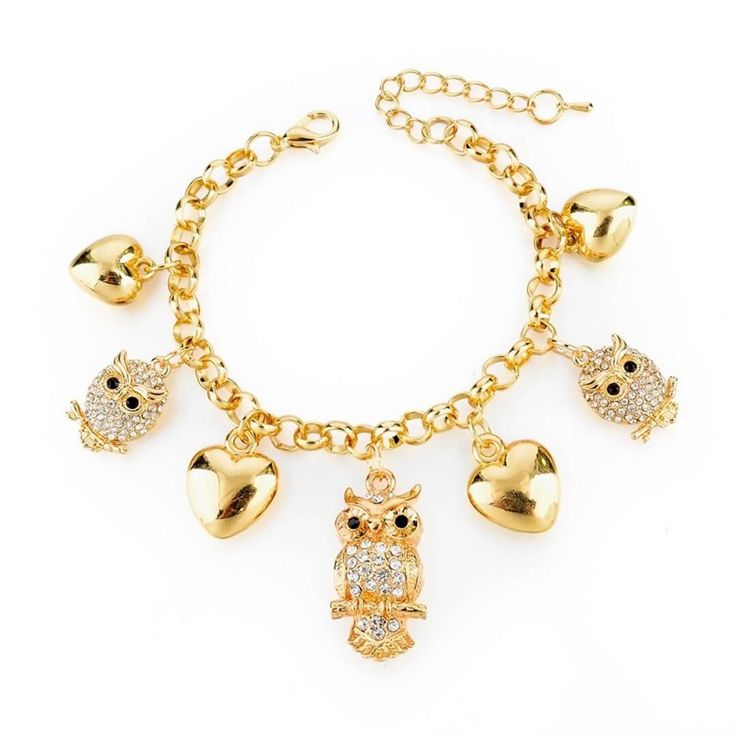 Owl Love Bracelet