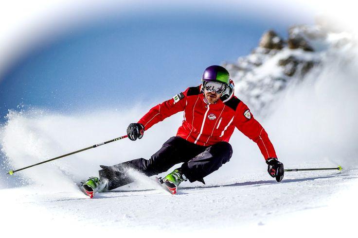 Alpine skiing - Cortina Ski School's instructor