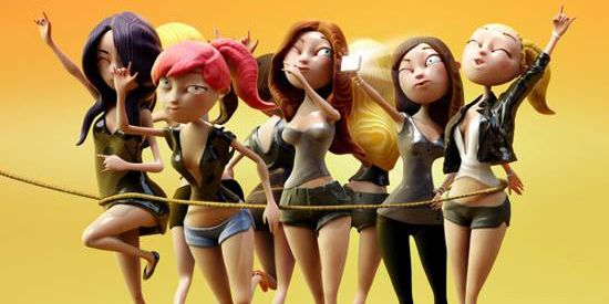 Amazing #3D Character #Designs and #Illustrations