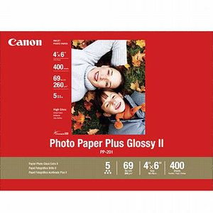 "Canon 400-sheet 4"" x 6"" Photo Paper Wal-Mart $25"