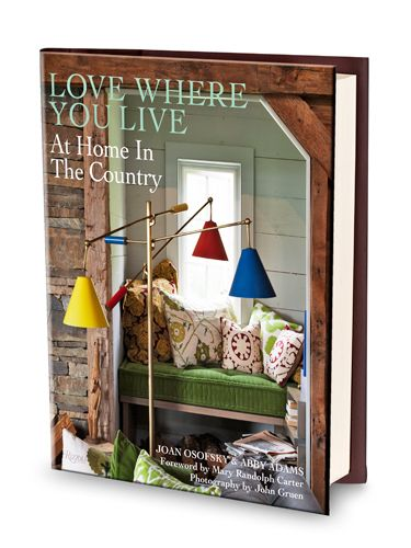Homes with Heart...this is from Country Living Magazine