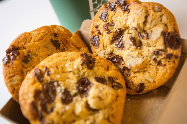 Earl Canteen's chocolate, walnut and sea salt cookies get the crunchy-chewy balance right.