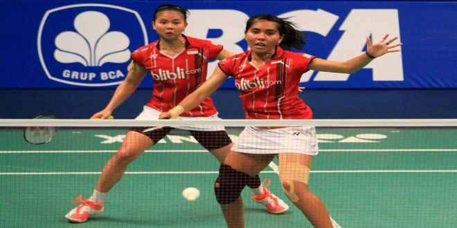 Nitya/Greysia Gagal Jadi Juara Indonesia Open 2015