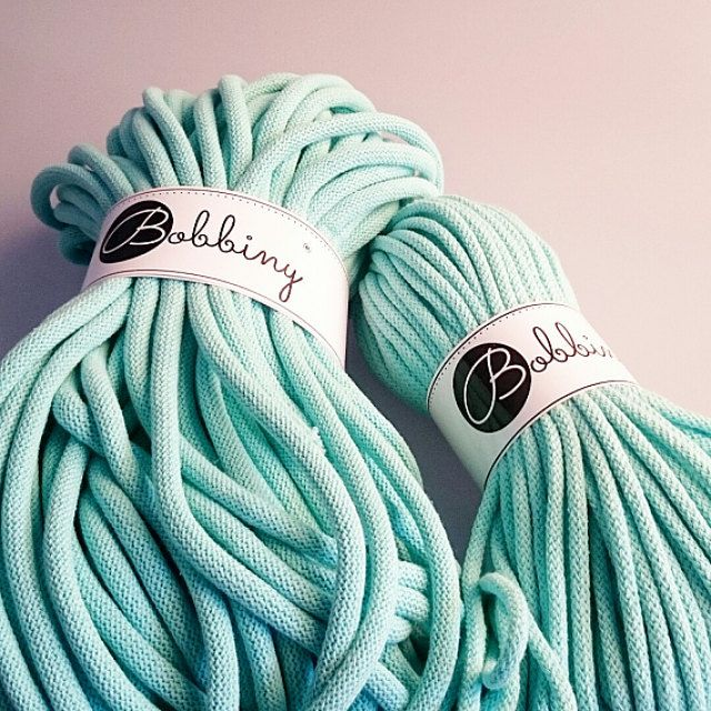 149 best images about Bobbiny cotton rope inspirations on ...