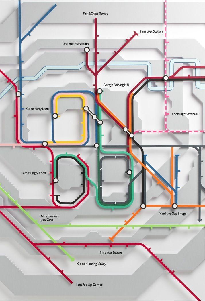 LONDON Poster design (Print) by Lo Siento Studio, Barcelona