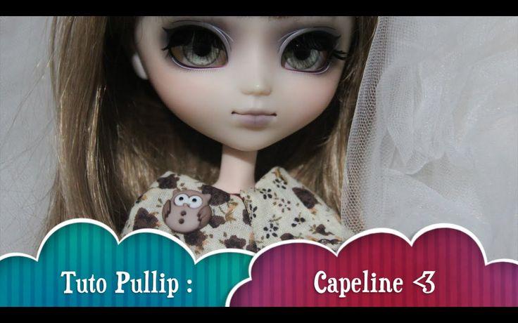 Tuto pullip : Capeline