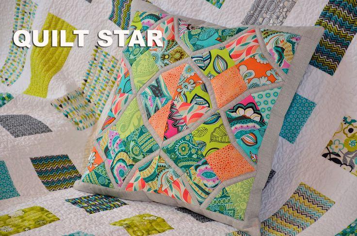 #patchwork #quilt #star #quiltstar #